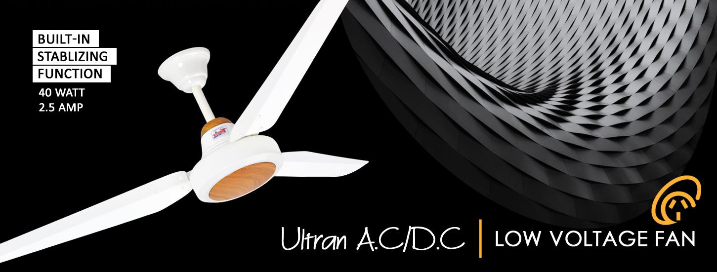 Ultran AC/DC Fan